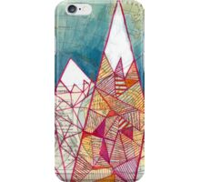 The Geometry of Geography iPhone Case/Skin