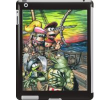 Simian Swing iPad Case/Skin