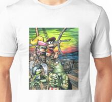 Simian Swing Unisex T-Shirt