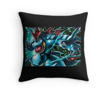 Feraligatr Swagger Throw Pillow