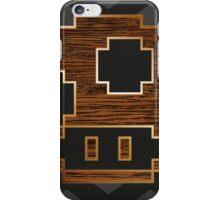Mushroom copper iPhone Case/Skin
