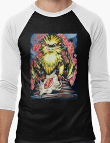 Fireborn Guardian Men's Baseball ¾ T-Shirt