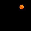Super Harvest Moon by Ashley Frechette