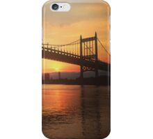 Sunset in NYC  iPhone Case/Skin