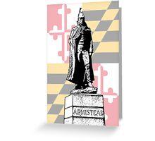 Armistead - American Hero Greeting Card