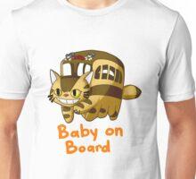 Catbus- Baby on Board Unisex T-Shirt