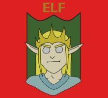 Erendriel the Elf One Piece - Short Sleeve