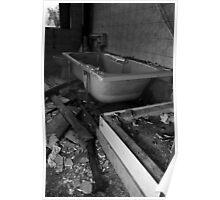 Bath Tub Poster