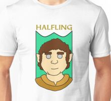Howie the Halfling Unisex T-Shirt
