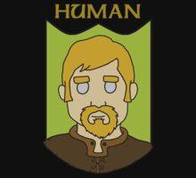 Hadley the Human Baby Tee
