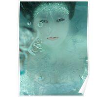 """Viviane"" Lady of the Lake Poster"