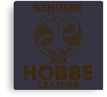 Albion Leather - Hobbe Canvas Print