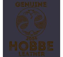 Albion Leather - Hobbe Photographic Print
