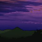 Immerse The Earth In Purple by LilTeapot