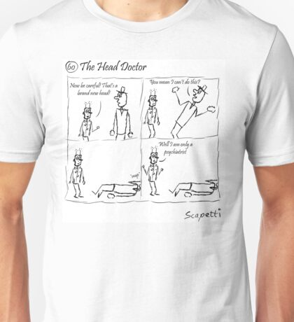The Head Doctor Unisex T-Shirt