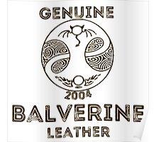 Albion Leather - Balverine Poster