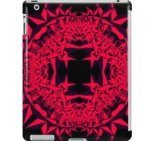 Pink Star Fractal iPad Case/Skin
