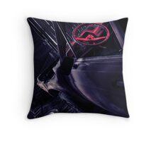 22.9.2010: Ghostride I Throw Pillow