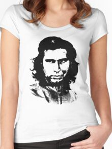 Chevy Guevara Women's Fitted Scoop T-Shirt