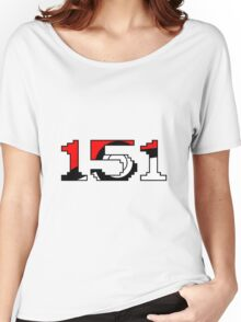 Generation 1 Women's Relaxed Fit T-Shirt