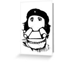 Chairy Guevara Greeting Card