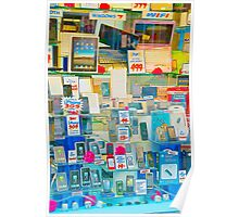 Window Display, New york Poster