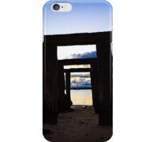 Port Denison sunset iPhone Case/Skin