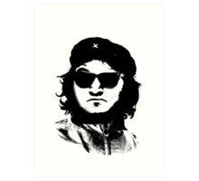 John Beluche Art Print