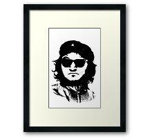 John Beluche Framed Print