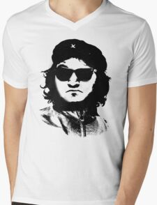 John Beluche Mens V-Neck T-Shirt