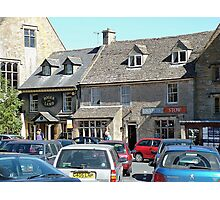 Stow-on-the-wold UK Photographic Print