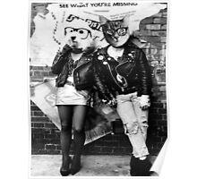 Sid & Fancy Poster