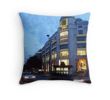 Louis Vuitton Champs-Élysées Throw Pillow