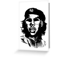 Che Z Greeting Card