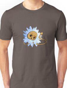Dandy Lion Blue Unisex T-Shirt