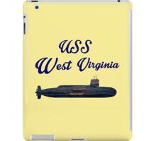Submarine - WV iPad Case/Skin