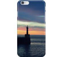 Lighthouse Sunrise iPhone Case/Skin