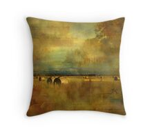 """Harvest Time ..."" Throw Pillow"