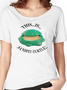 Bring Me The Horizon Sandpit Turtle Women's Relaxed Fit T-Shirt
