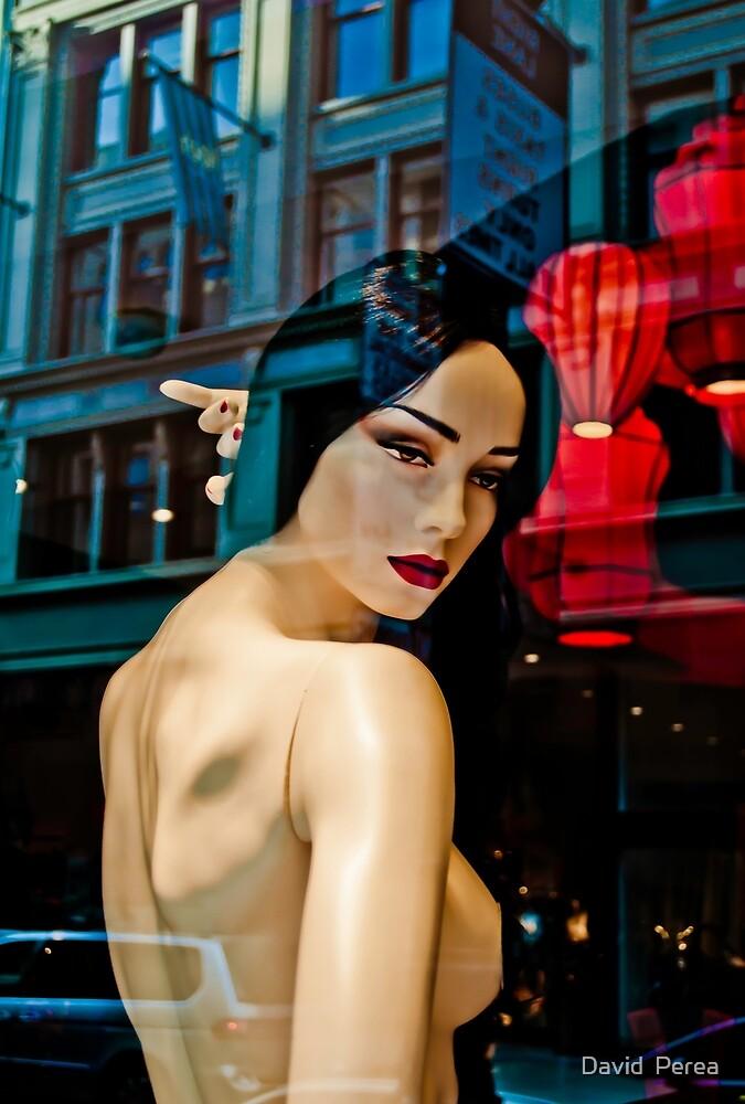 Asia, Maiden of San Francisco by David  Perea