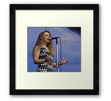 Carrie - Let It Go Framed Print
