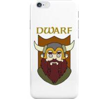 Derhoth the Dwarf iPhone Case/Skin