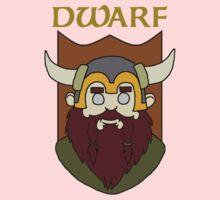 Derhoth the Dwarf Kids Tee