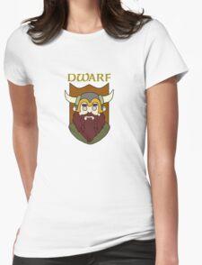 Derhoth the Dwarf Womens Fitted T-Shirt