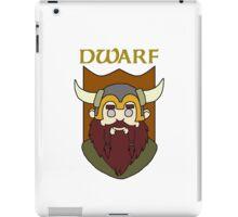 Derhoth the Dwarf iPad Case/Skin