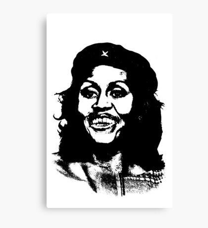 Michelle Guevara Canvas Print