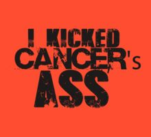 I Kicked cancer's ass by Kzen