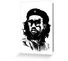 Kanchye Guevara Greeting Card
