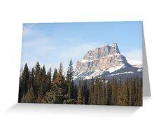 Banff , Canada Greeting Card
