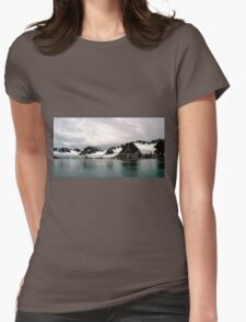 Beauty of Svalbard Womens Fitted T-Shirt